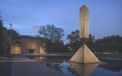 Conoce la Capilla de Rothko, el único templo laico dedicado a la contemplación y la espiritualidad