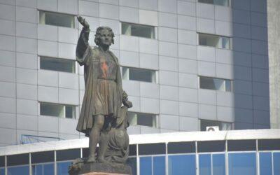 2020, el peor año de Cristóbal Colón y el colonialismo en el arte